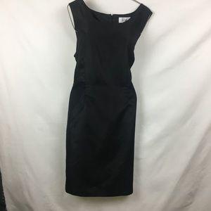 Le Suit Sheath black dress Size (18)